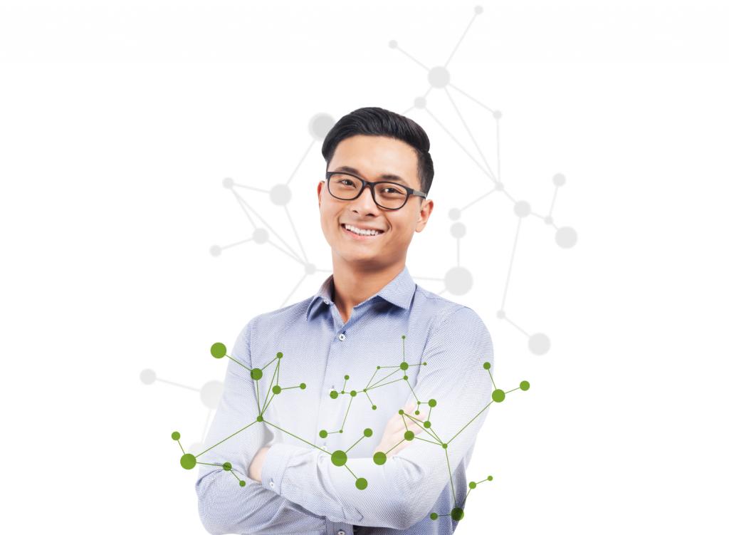 Intelligente Recruiting Software, mit der Sie passende Kandidaten schneller und valider identifizieren.