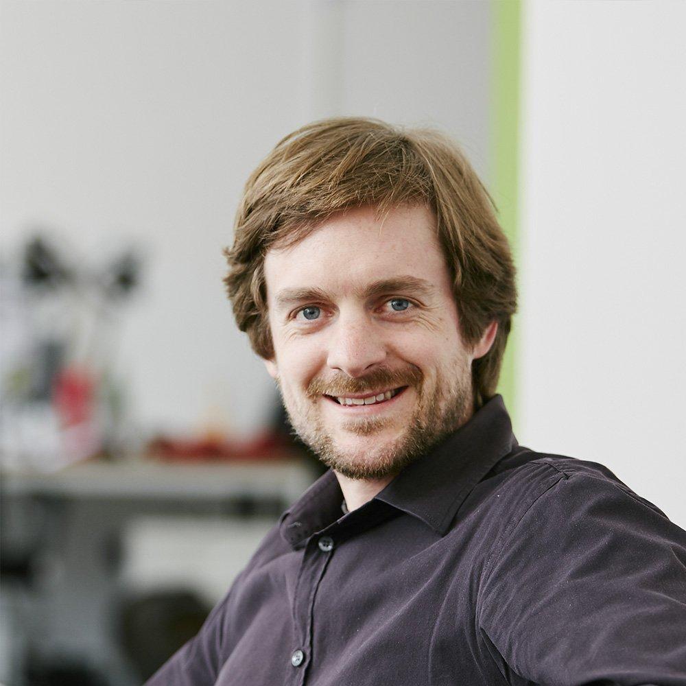Portrait Michael Cleaver