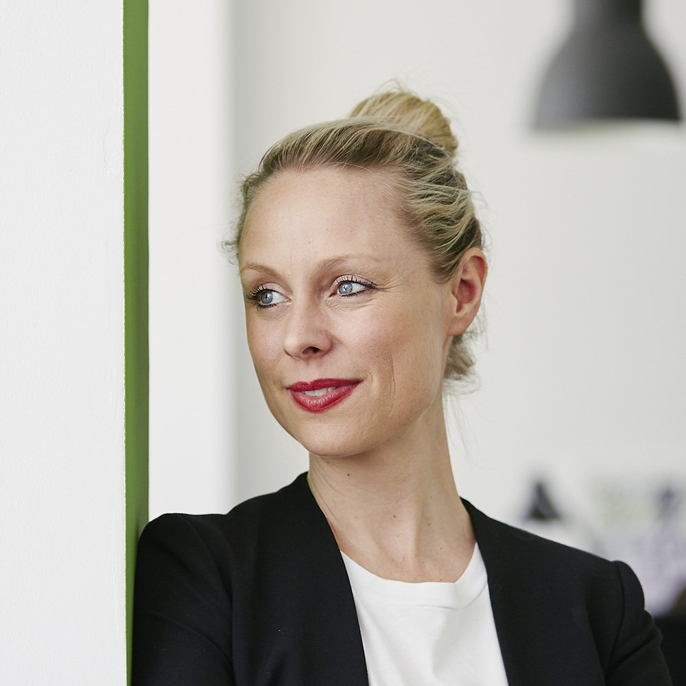 Portrait Sara Lindemann